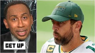 Stephen A.: The Packers don't deserve Aaron Rodgers one bit! | Get Up