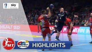 MT Melsungen - SG BBM Bietigheim | Highlights - DKB Handball Bundesliga 2018/19