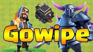 TH9 GOWIPE! Is it STILL dead?! Clash of Clans