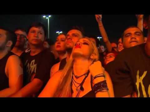 Ministry - LiesLiesLies - Live Rock in Rio 2015
