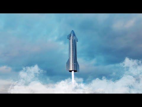 🔴 EN DIRECT LANCEMENT STARSHIP SN15 DE SPACEX (bond de 10 km et atterrissage)