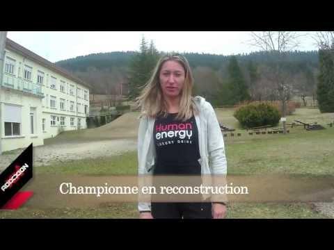 JVC TEAM SPORT - Déborah Anthonioz - Championne en reconstruction