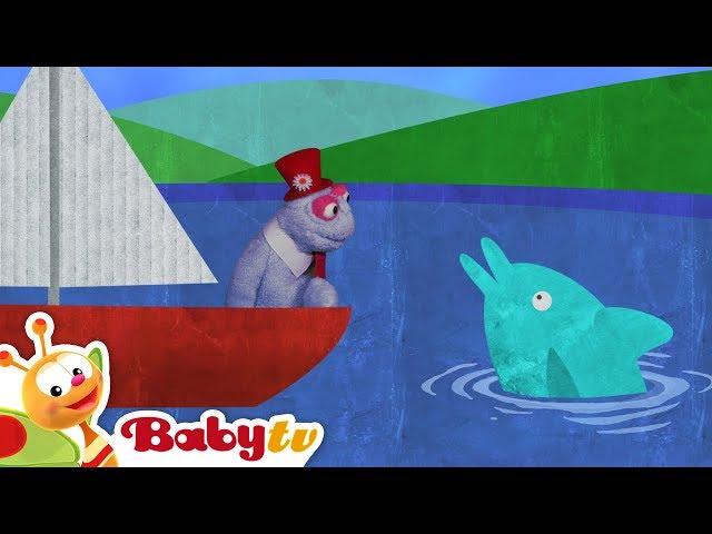 Fish, Sea and Boat | BabyTV