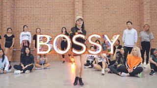 keke bossy imiss choreography