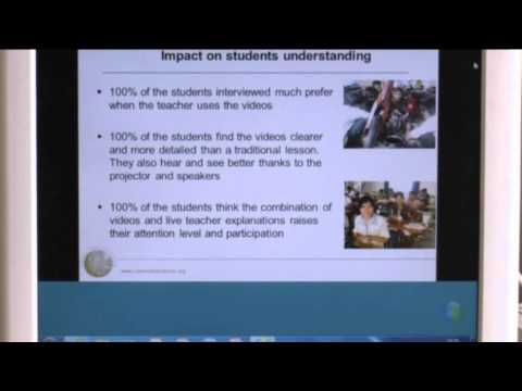 Implications of the ICT revolution for TVET - WebEx conference