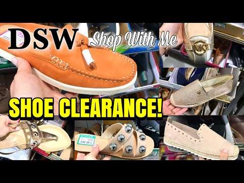 DSW Shop With ME SHOE CLEARANCE  |  UP TO 60% OFF!!!