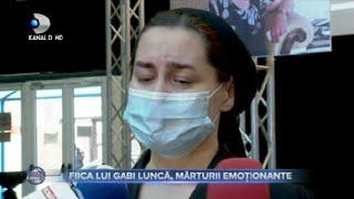 Stirile Kanal D (06.04.2021) - Ramas bun, Gabi Lunca! Fiica artistei, marturii emotionante!