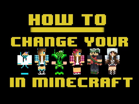 How To Change Minecraft Skins Mac - Minecraft skins fur mac
