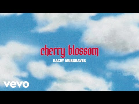 Kacey Musgraves – cherry blossom