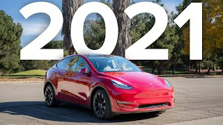 2021 Tesla Model Y Full Review After 9 Months