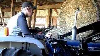 1979 Ford 1900 Tractor With Loader
