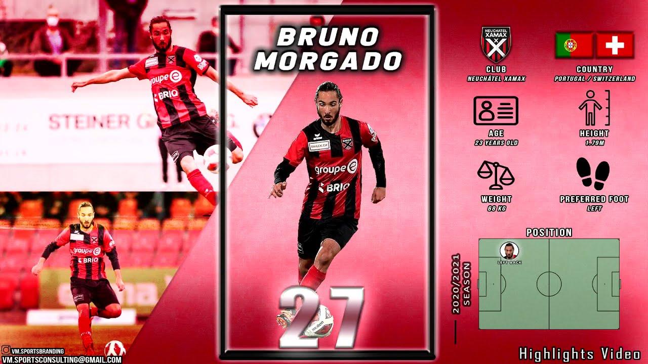 Bruno Morgado - Highlights Video (2020/2021 Season)