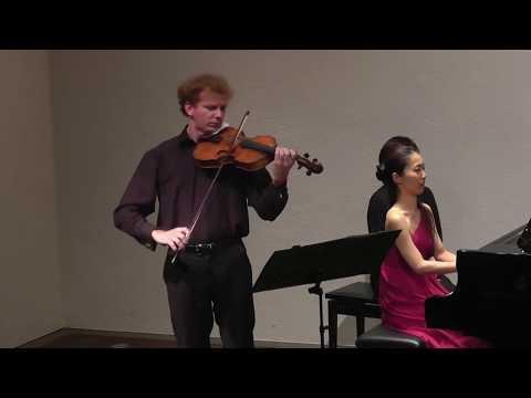 Franz Schubert, Sonatine in D Major D.384, Veit Hertenstein(Viola) / Fuyuka Kusa(Piano)