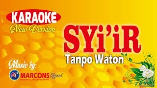 Syi 39 ir Tanpo Waton New Version Plus Terjemahan KARAOKE