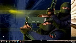 How to run sXe Injected with Counter Strike 1.6