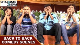 Faltu Company Movie || Back To Back Comedy Scenes Part 08 || Shalimarcinema