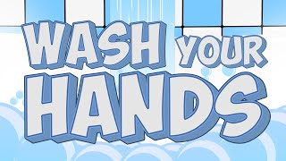 Wash My Hands | Learn How to Wash your Hands Song | Jack Hartmann| Handwashing