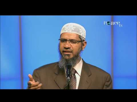 "Zakir Naik ""Westerners are like Pigs"""