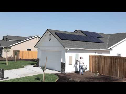 Solar - Everything's Included | New Solar Homes by Lennar