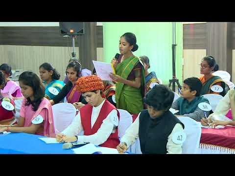 youth parliament contest host by kv1 madurai-kv clri adayar chennai