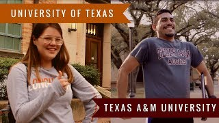What's Your Perspective: A&M v. UT