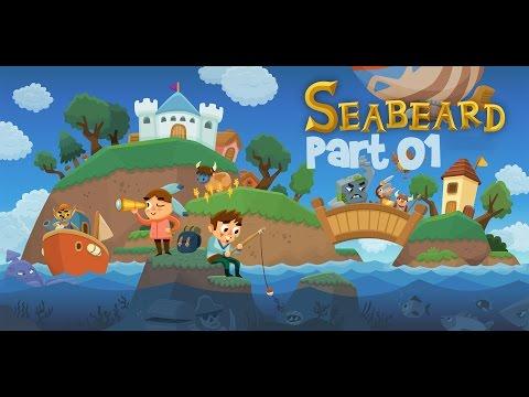 Seabeard Gameplay Walkthrough - Part 1 [iOS]