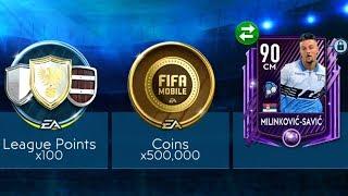 90 OVR MASTER MILINKOVIĆ-SAVIĆ CLAIMED | 0-3 MASTER CAMPAIGN GAMEPLAY | FIFA Mobile
