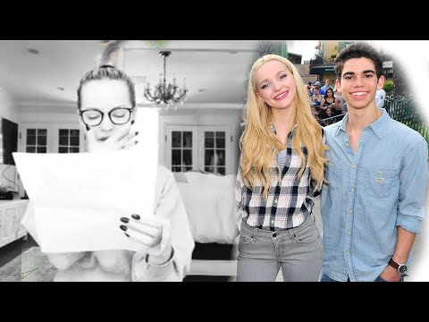 Dove Cameron Cries During Emotional Tribute to the Late Cameron Boyce
