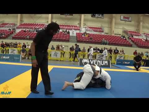 Ronnie Pace III vs Diego Nogueira / Charlotte Open 2018