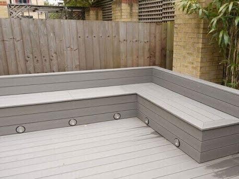 cheap diy outdoor flooring ideas - YouTube