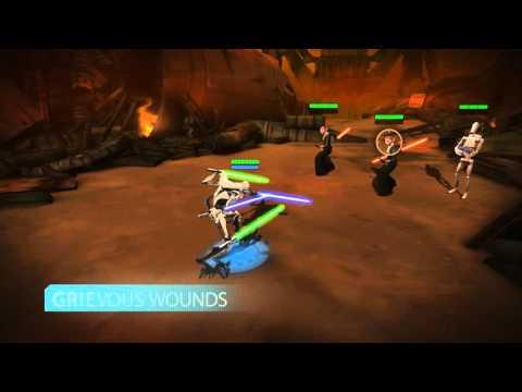 Star Wars: Galaxy of Heroes Hero Spotlight - General Grievous