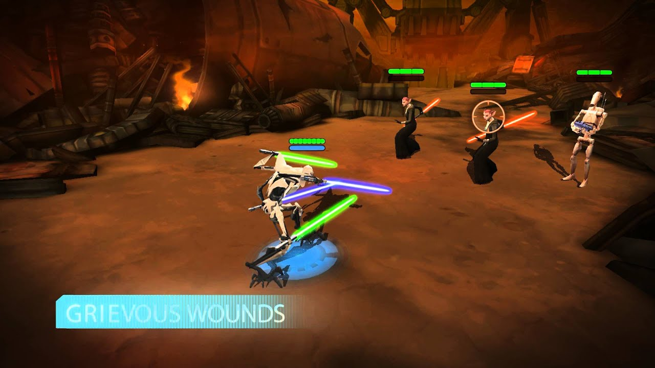 Star Wars Galaxy Hero 20