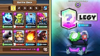 LEGENDARY PUSH! · Clash Royale