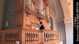 J. S. Bach: Toccata con Fuga in d-Moll, BWV 565