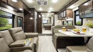2021 Quantum Luxury Class C Motorhome From Thor Motor Coach