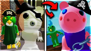 GHOSTY & BUDGEY'S HIDDEN SECRETS.. (Roblox Piggy)