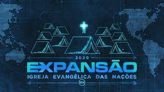 Expansão do Amor - Pr. Marcelo   26/01