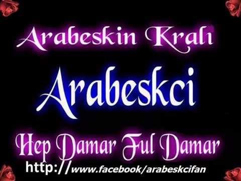 ARABESK-RESİTAL Best OF ARABESKC1 Müthiş Karışık Set MUTLAKA DİNLE 2015