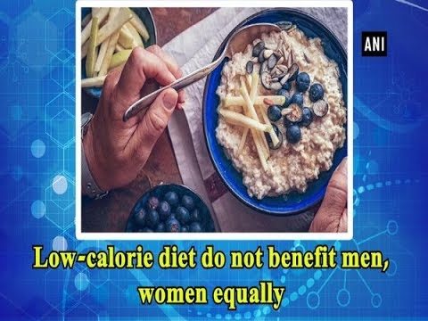 Low-calorie diet do not benefit men, women equally thumbnail