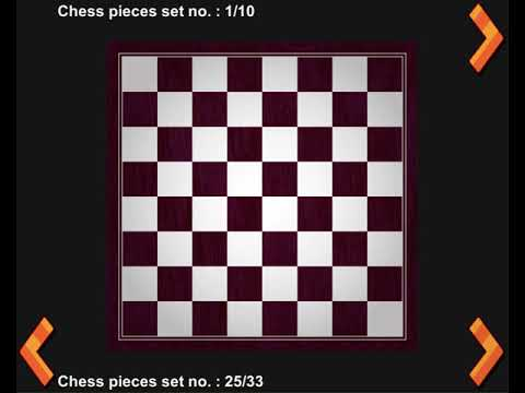 Chess Pack Unity Asset