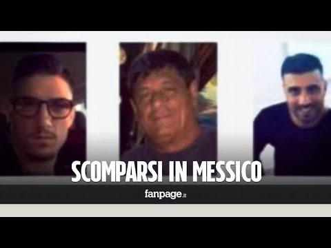"""Napoletani scomparsi in Messico, la famiglia: """"Le loro foto con uomini armati? Ecco la verità"""""""