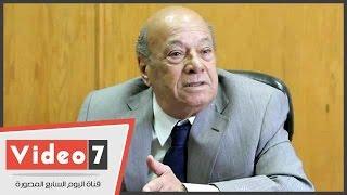 """""""حقوق القاهرة"""" تطلق اسم الراحل ثروت بدوى على قاعة الإستطلاع بالكلية تقديراً لجهوده"""