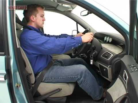 Citroen C8 MPV review - YouTube