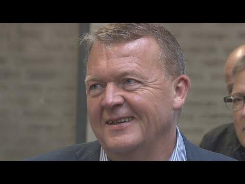 Statsminister Lars Løkke Rasmussen på gårdbesøg i Næsborg 2017 HD