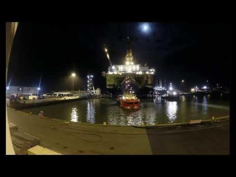 Semco Maritime - upgrading the Semi-Sub John Shaw