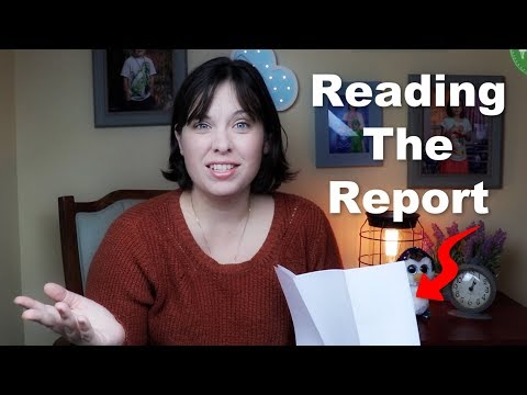 Autism Test 2019: Requalifying With An ADOS For Another Year