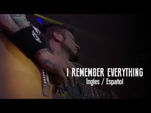 Five Finger Death Punch - I Remember Everything (subtitulado) (ING/ESP)