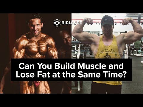 can-you-build-muscle-and-lose-fat-at-the-same-time?