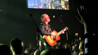 Chris Tomlin I Will Rise 2/21/13 NYC at The Theater at Madison Square Garden