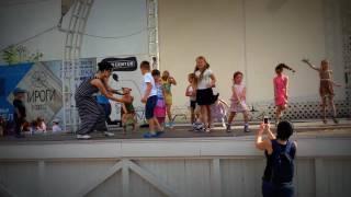 Уличные танцы. Дети. Monatik - Кружит.